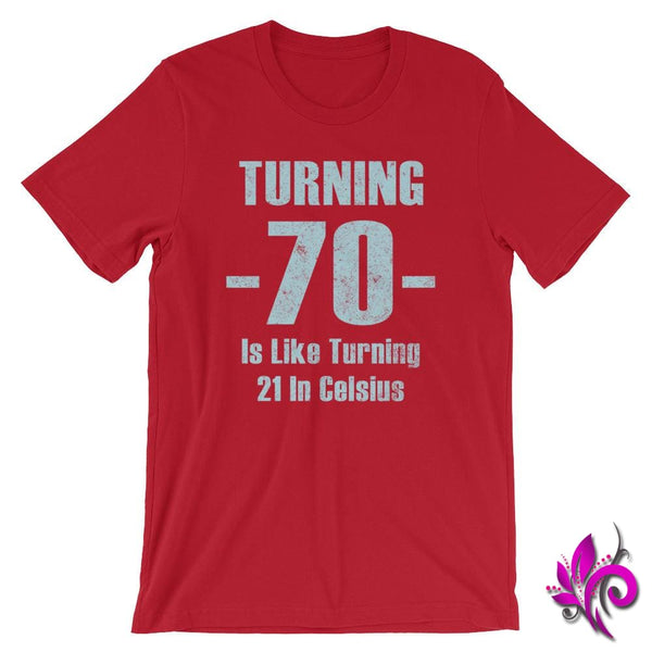Turning -70- Red / S