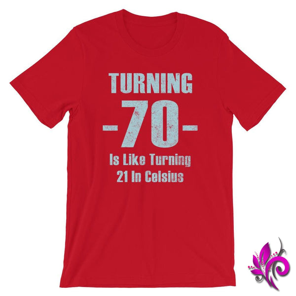 Turning -70- Red / S Dudes