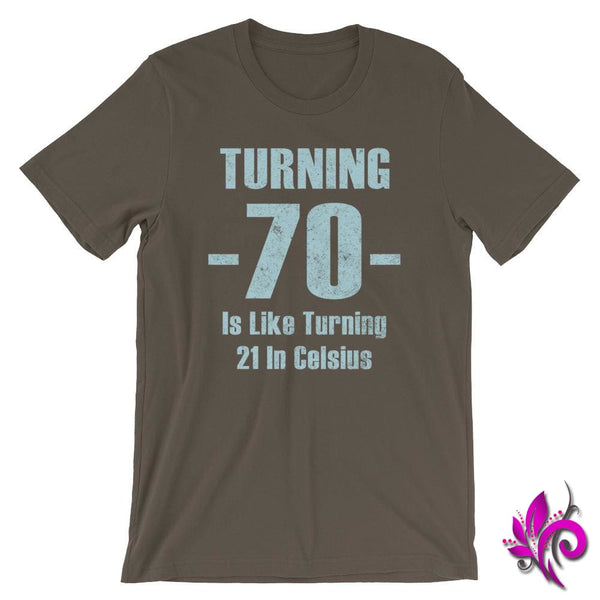 Turning -70- Army / S