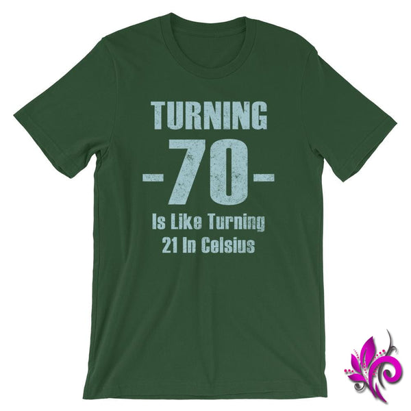 Turning -70- Forest / S Dudes