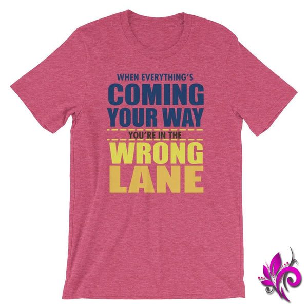 You're In The Wrong Lane - pure-bliss-clothing