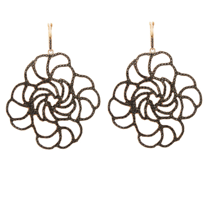 Lace Earrings P-Bd