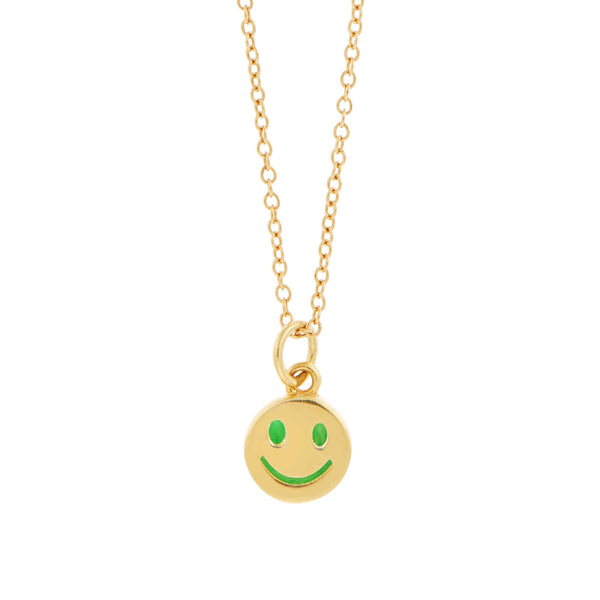Neon Happy Pendant