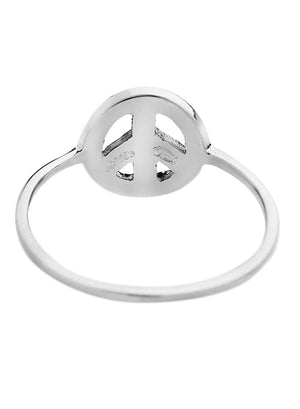 Peace Ring W-D