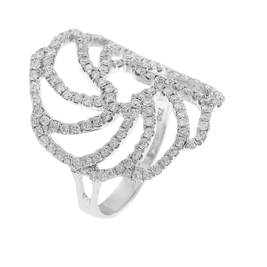 Small Lace Ring W-D
