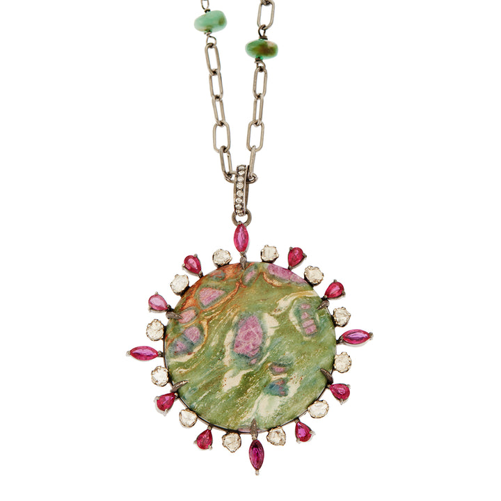 Rose Garden Necklace