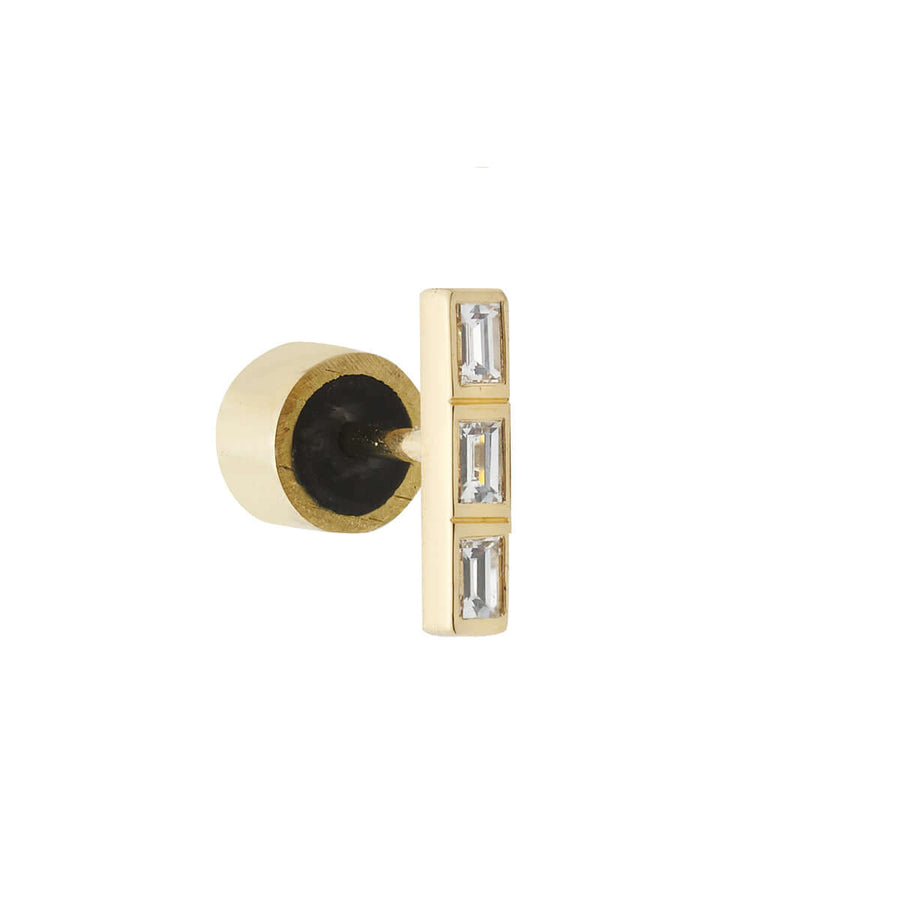 Thread Baguette Stud 3D-C