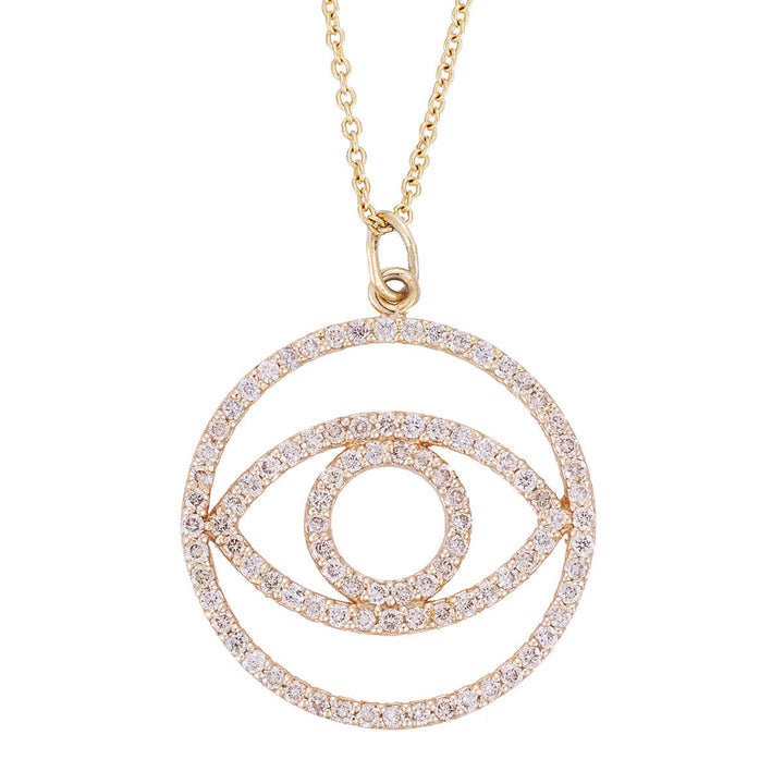 Diamond Circled Eye Y-Chd