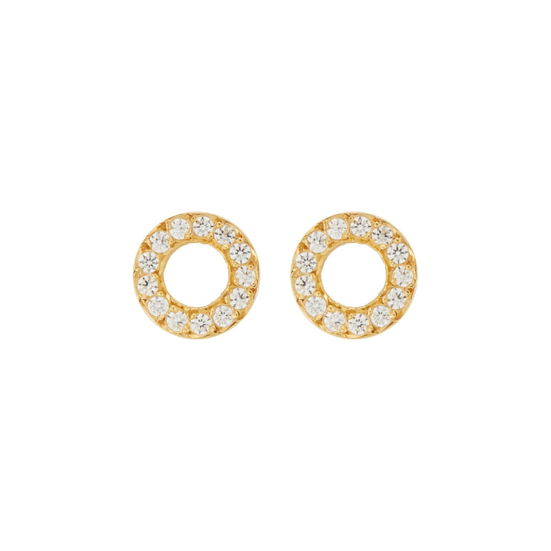 Crystal Candy Studs