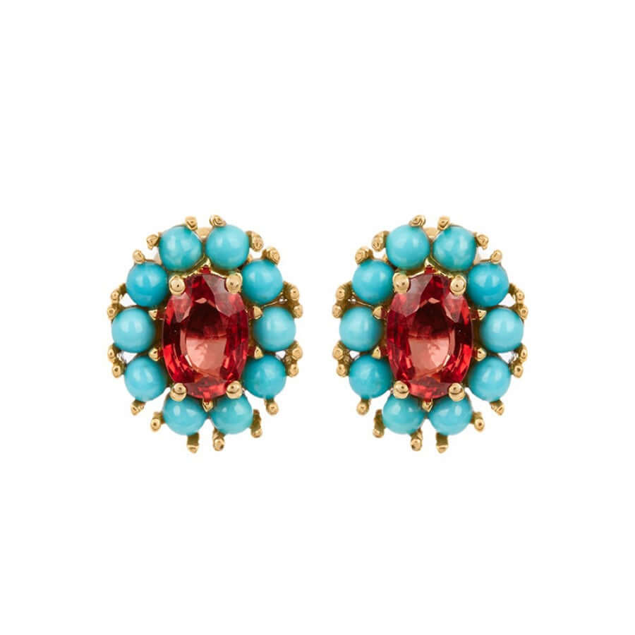 Dream Flower Studs