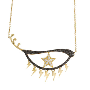 Thunder Star Necklace