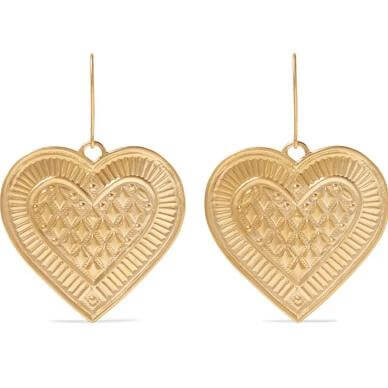 Cross My Heart Earrings Y