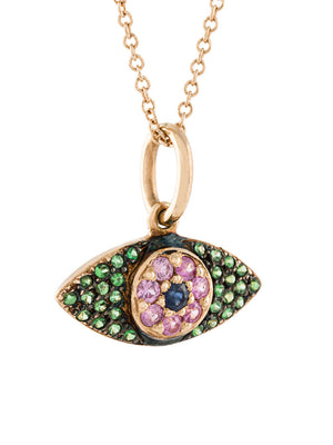 Open Eye Pendant P-Oxs-ts-ps-bs