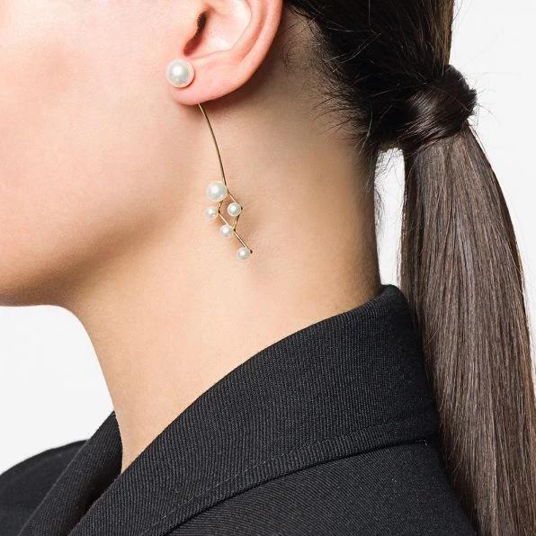 DAUPHIN PERLE SINGLE EARRING