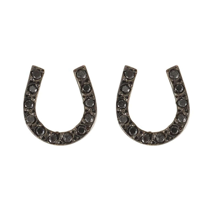 Little Horseshoe Studs -Bd