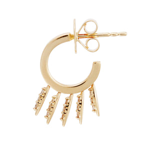 Grass Fringe Mini  Hoops Υ-LCHD