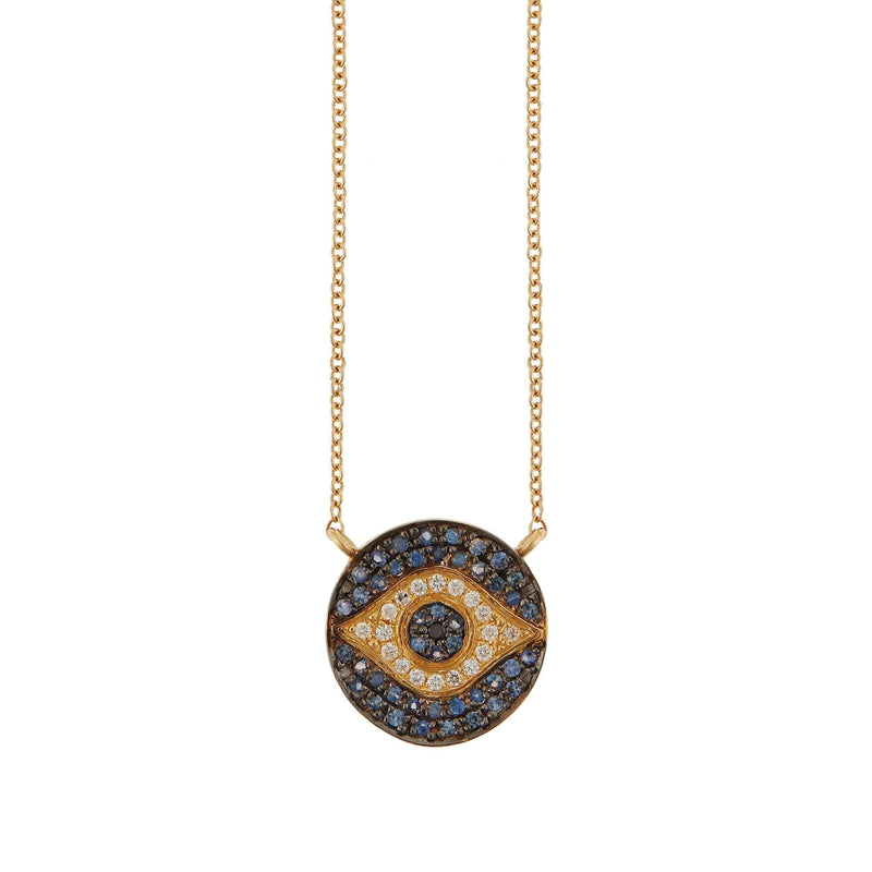 Mini Dawn Necklace Y-OXS-BS-D-BD