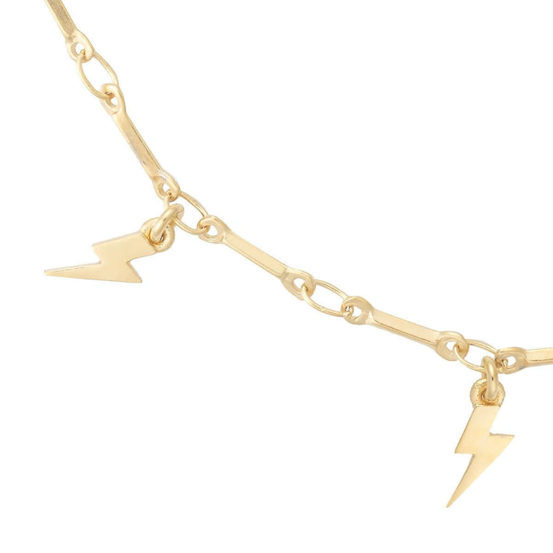 Mini Thunder Anklet