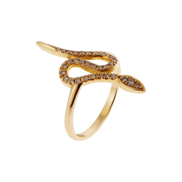 Queen Snake Ring Y-CHD