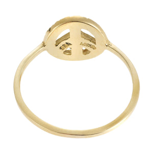 Peace Ring Y-D