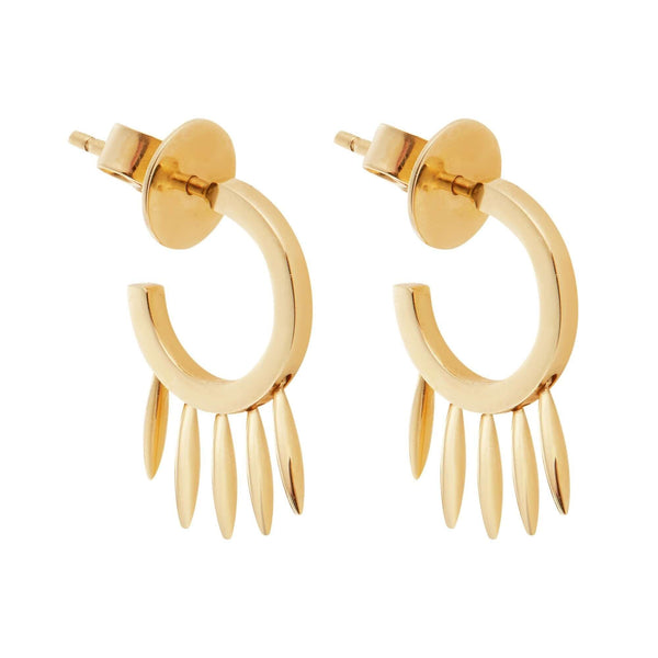Grass Fringe Mini Hoops Υ