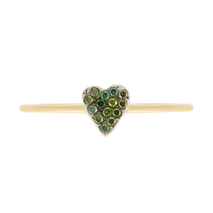 Love Ring Y-Green D