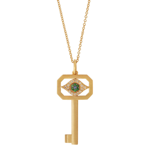 Eye Key Pendant Y-OXS-CHD-BS-TS