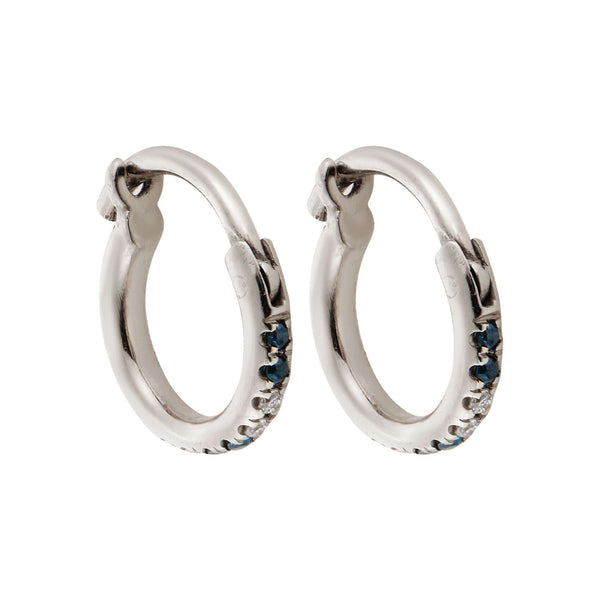 Mini Stripes Hoops W-D-BLUE D