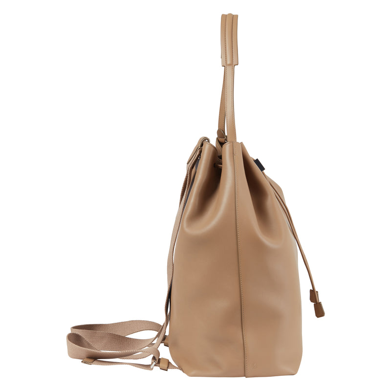 Back Bag Beige