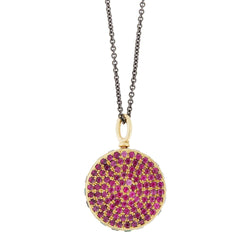 Rose Candy Pendant - M