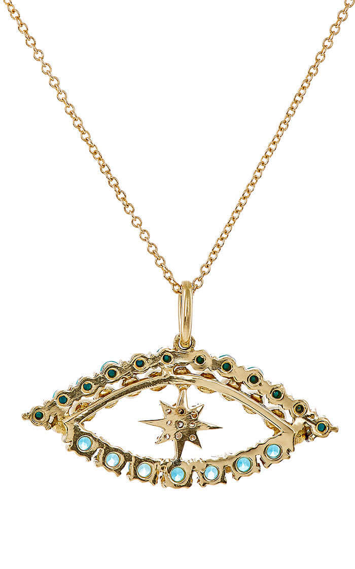 Star Eye Necklace
