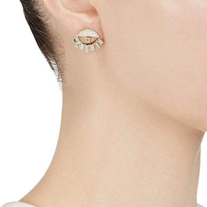 Sleepy Eye Earring Y-D