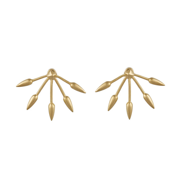 5 Spike Earrings Y