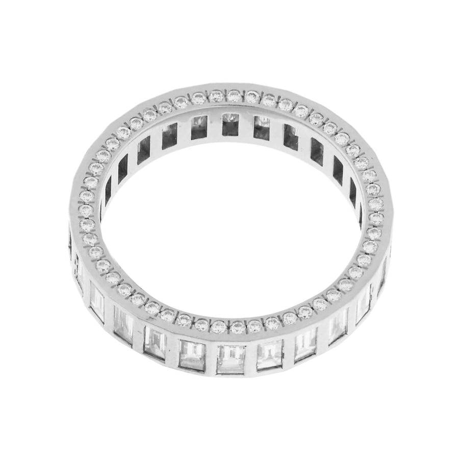 Promise Candy Baguette Diamond Band W-D
