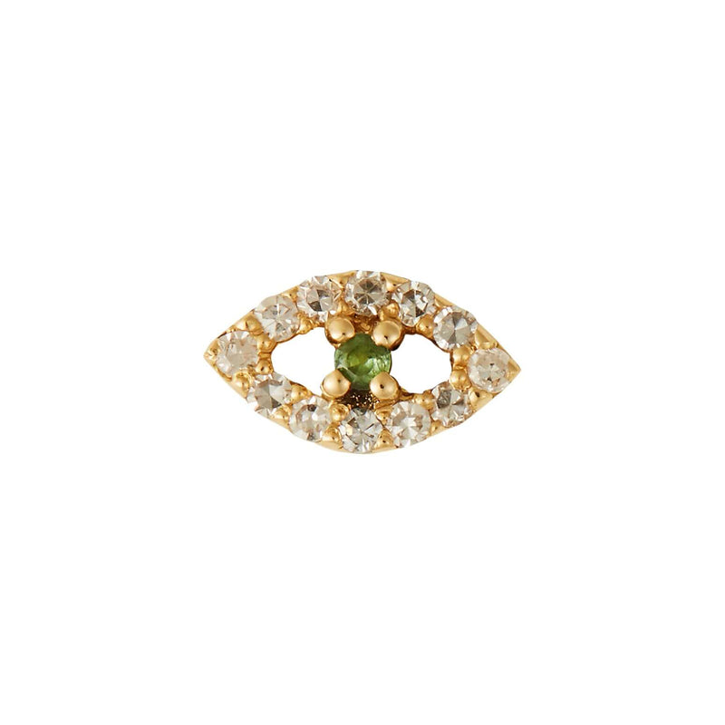 Kitten Eye Stud Y-D-TS-S
