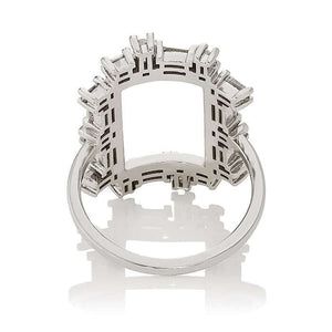 Diamond Door Ring W-D