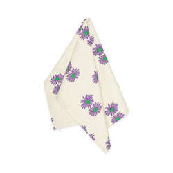 Margherita Viola Dishtowels in Cotton