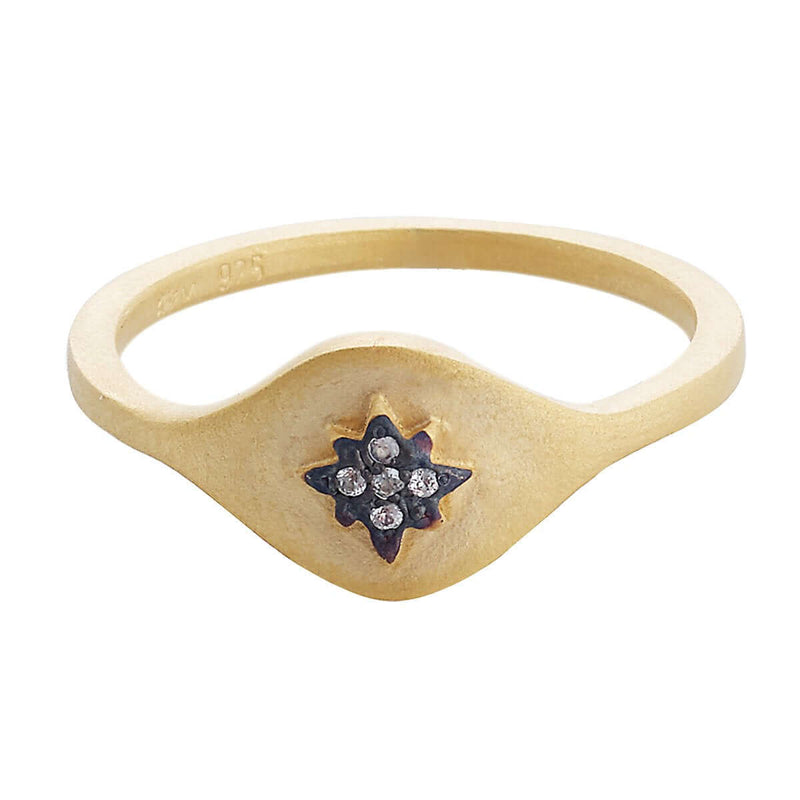 Eye Star Ring