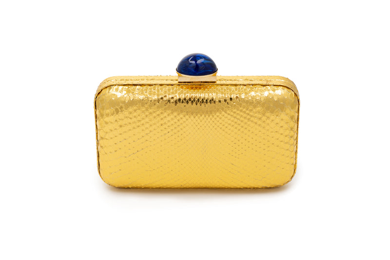 Bijoux Clutch Gold
