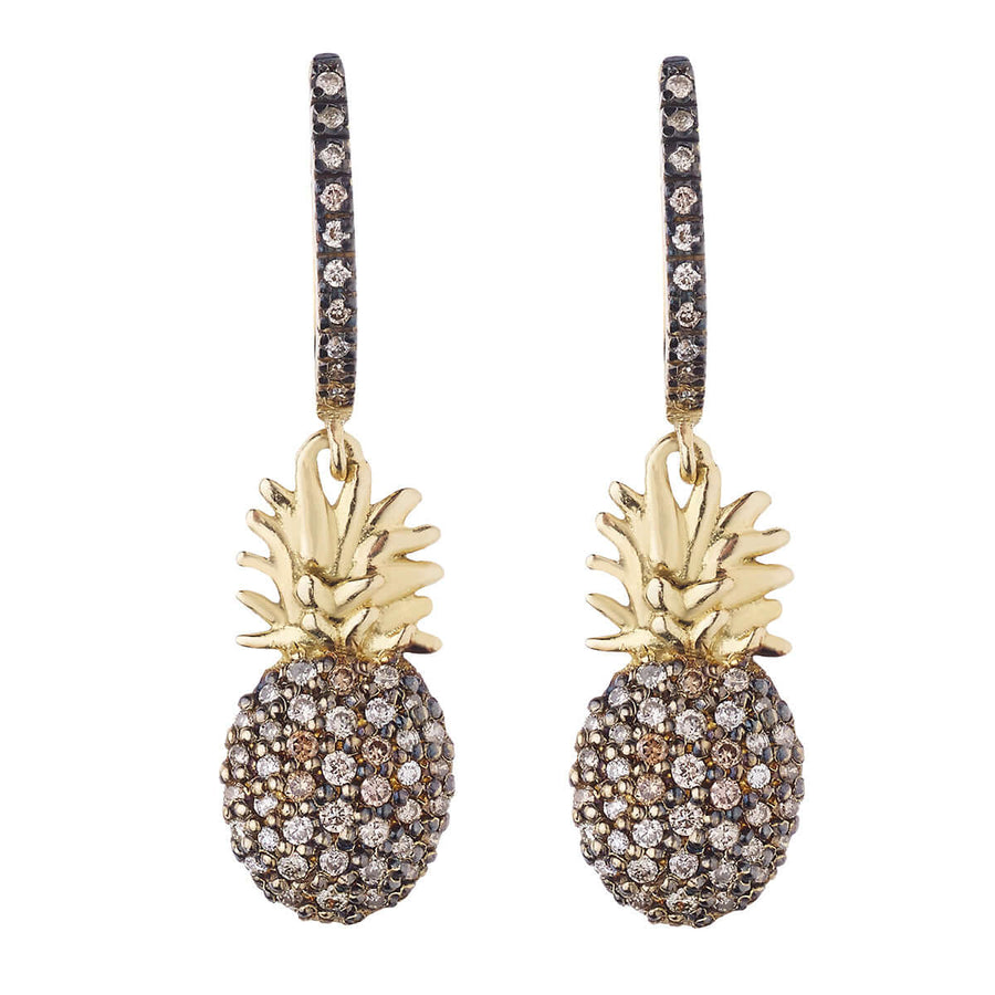 Pineapple Hoops