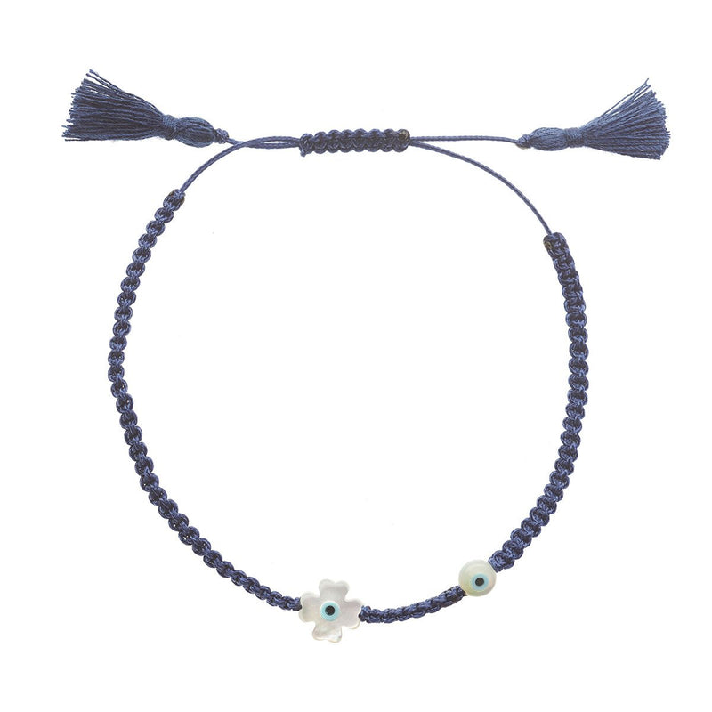 Summer Bracelet 13 Navy Blue