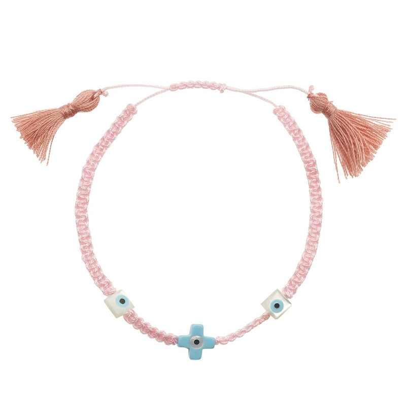 Summer Bracelet 20 Light Pink