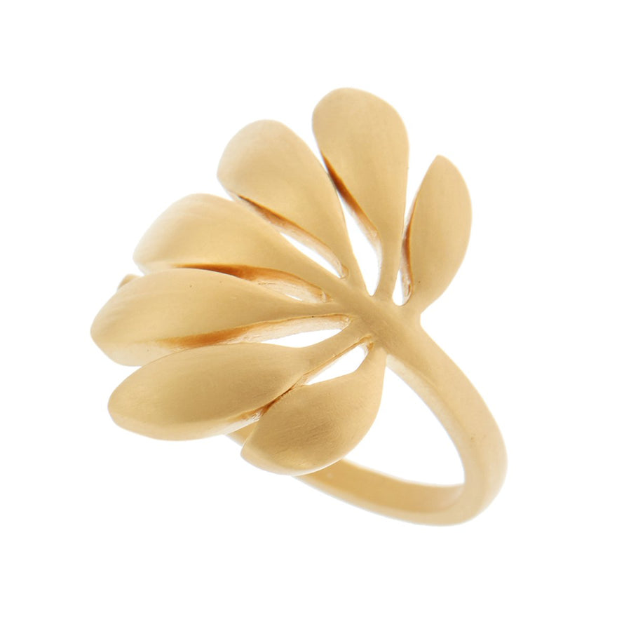 Tropical Leaf Ring