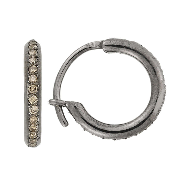 Midi Hoops W-Ox-Chd