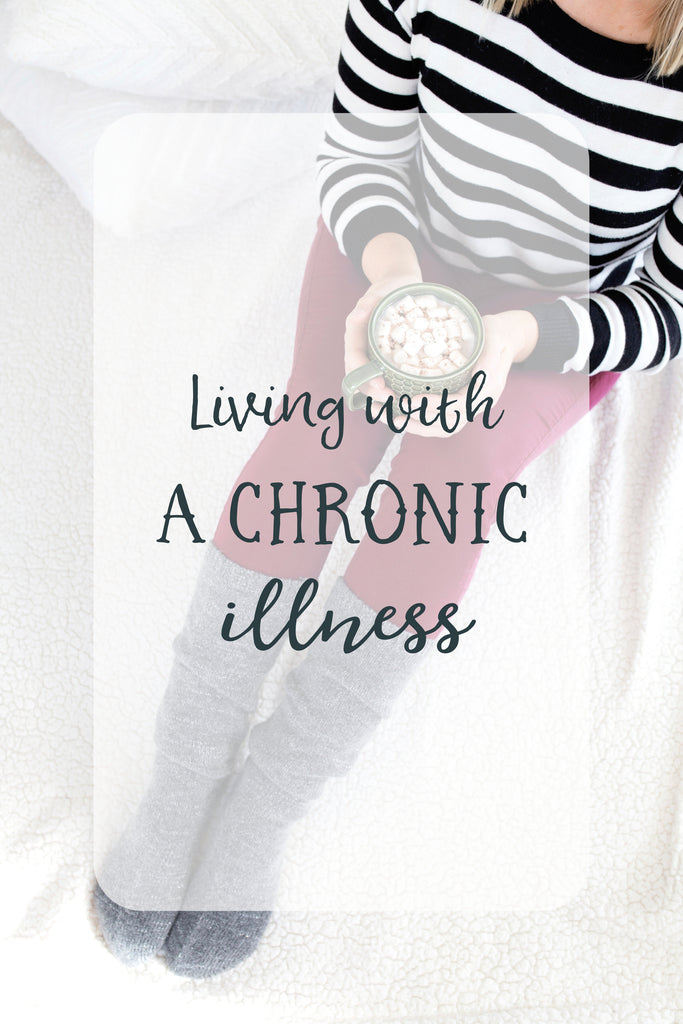 Living with a Chronic Illness - Hitting that invisible brick wall