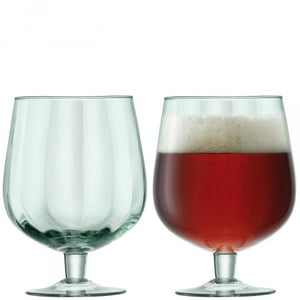 LSA Mia craft beer glass x 2 750ml