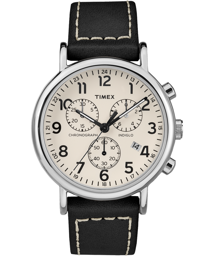 Weekender Chrono 40mm - Timex Men's Watch