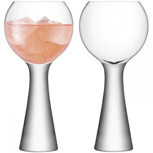 LSA Moya Wine Balloon Glass X 2