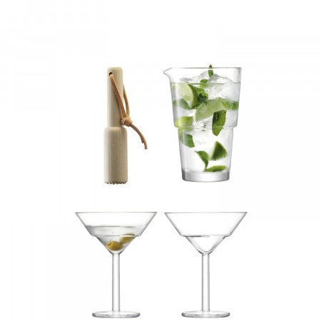 LSA Mixologist Cocktail Duo Set
