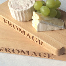 Culinary Concepts 'Fromage' large chunky paddle board